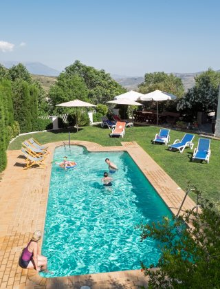Hotel Rural Los Berchules Swimming Pool